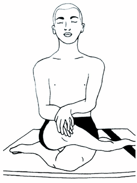 Hatha Yoga The 15 Postures Of The Hatha Pradipika Part 1 Ghosh Yoga
